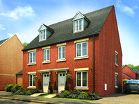 There's a superb selection of new homes now on sale at Longford Park