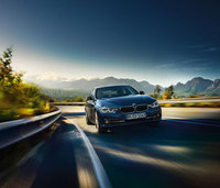 The new BMW 320d ED Sport saloon and touring