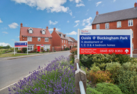 Get Help to Buy a stylish new home at Oasis in Aylesbury