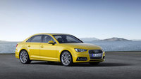 The all-new Audi A4 - A haven of Vorsprung durch Technik