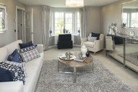 See the showhome's stunning new look at Saxon Heights, Augusta Park