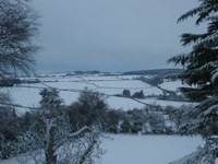 Spend Christmas in a Wye Valley country house hotel