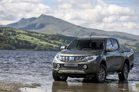 How the all-new Mitsubishi L200 Series 5 defines the next generation of pick-up trucks