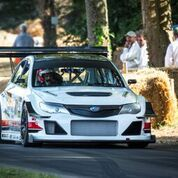 Roger Clark Motorsport beats the world's best at Goodwood