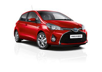 Yaris Hybrid: Double the choice with new Active and Sport