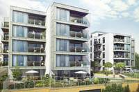 Home-hunters flock to launch of new seaside apartments at Taylor Wimpey's Coast