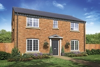 Last chance to snap up one of the stunning homes at Pilgrims Chase