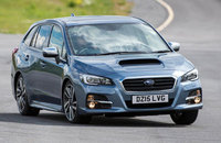 Subaru Levorg Sport Tourer specification and pricing confirmed