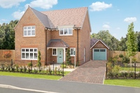 New homes in Leicestershire are hot property