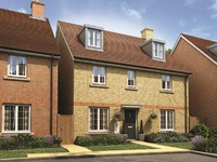 New homes are selling fast at Taylor Wimpey's Knights Walk