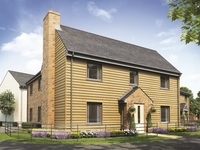 Fantastic four-bedroom houses now on sale at Wellington Park, Waterlooville