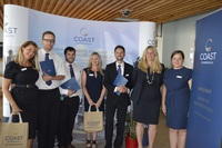 Home-hunters flock to launch of new seaside apartments at Coast in Bournemouth
