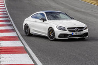The new Mercedes-AMG C 63 Coupe: The sportiest C-Class ever