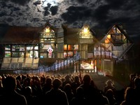 Enjoy a magical Christmas in Shakespeare's England!