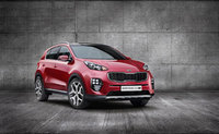 First exterior images of all-new Kia Sportage