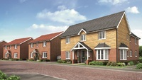 Register an interest in the new homes coming soon at Hawthorne Meadow