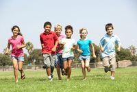 Children's fitness just as important as maths and English, report states