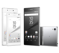 Sony unveils Xperia Z5 and Xperia Z5 Compact smartphones