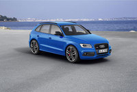 Audi emphasises the 'S' with new plus version of SQ5 TDI