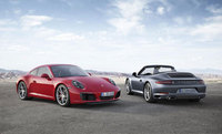 New Porsche 911 Carrera boosts efficiency and expands dynamic repertoire