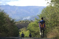Walk for enjoyment, exercise and empathy at Slow Travel Fest, Tuscany