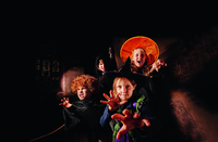 Plenty on offer in Shakespeare's England during October half term and Halloween