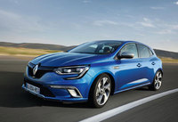Renault reveals dynamically styled, high-tech new Megane at Frankfurt