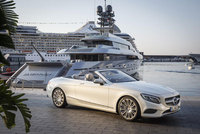 The Mercedes-Benz S-Class Cabriolet
