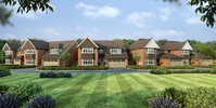 Off plan success for new homes in Aylesford