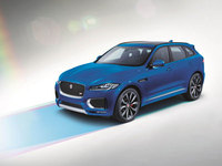 Exclusive Jaguar F-PACE First Edition takes customers closer to the concept