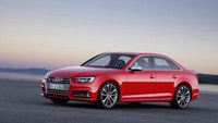 Audi brings S4 and S4 Avant up to speed in Frankfurt