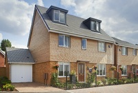 Three stunning new showhomes now open at Taylor Wimpey's The Bridge