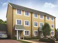 Trade up to versatile townhouse living at Oaklands at Crookham Park