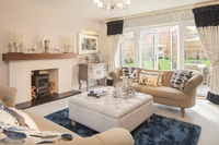 Enjoy the benefits of purchasing a new property at Dovecote Place