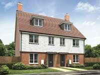 Four-bedroom homes at Langley Park offer the perfect solution for growing families