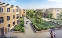 Off plan success for Hertford apartments