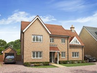 First new homes now on sale at Steppingley Gardens in Flitwick