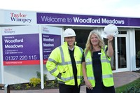 Meet the team at Taylor Wimpey's Woodford Meadows in Woodford Halse