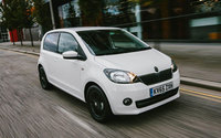 Black to the future as Skoda introduces striking new addition to the Citigo range