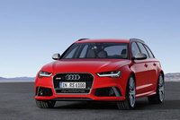 The new pinnacle: The Audi RS 6 and RS 7 'performance' models