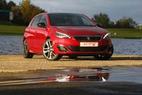 The new Peugeot 308 GTi by Peugeot Sport launches in UK to a splash