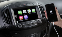 Vauxhall extends Apple CarPlay and OnStar Tech to Insignia