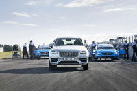 Volvo boosts performance of its XC90 with range of Polestar upgrades
