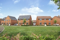 Fantastic collection of new homes now on sale at Burntwood Manor in Staffordshire