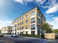Final wave of Hertford apartments