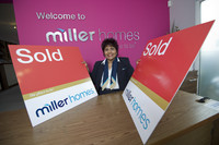 Sales success for Miller Homes in Southampton