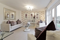 Experience the benefits of three-storey living in the 'Belbury' at Nelsons Quarter