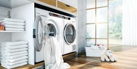 Trio of powerful products for Gorenje's laundry range