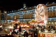 Discover the Christmas market in Cannes