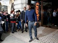 Idris Elba releases new Superdry clothing range